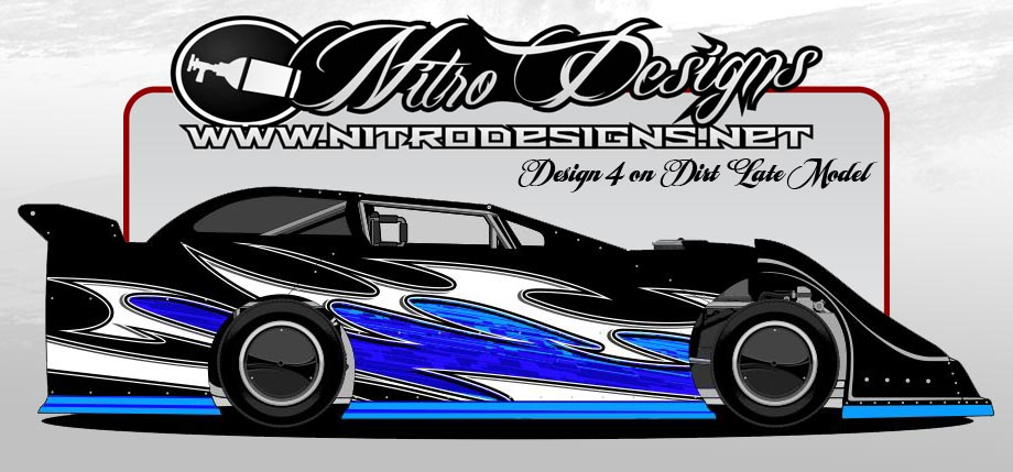 Design Your Own Late Model Race Car