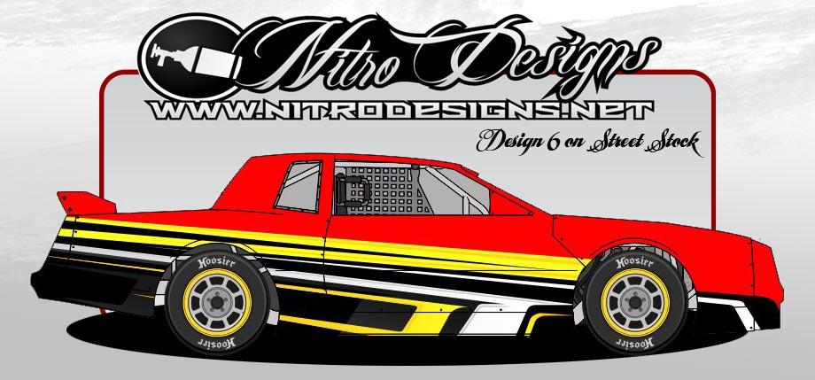Nitro Designs Wrap Kit 006