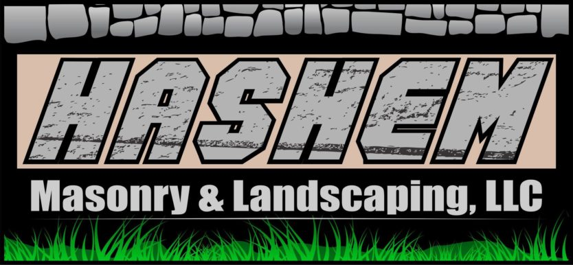 Hashem Masonry and Landscaping Logo Design