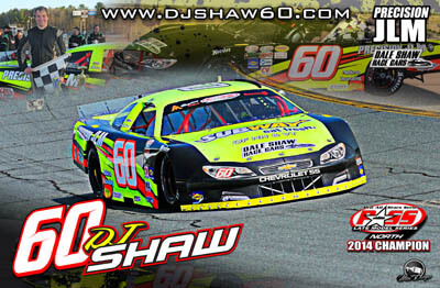DJ Shaw Hero Card