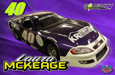 Laura McKeage Racing Hero/Autograph Cards