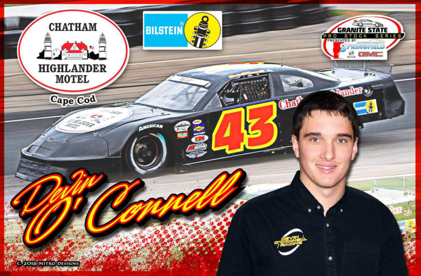 Devin O Connell Late Model Hero Cards
