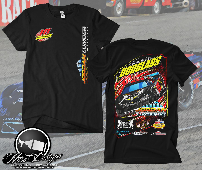 Kevin Douglass T Shirt Design Nitro Designs