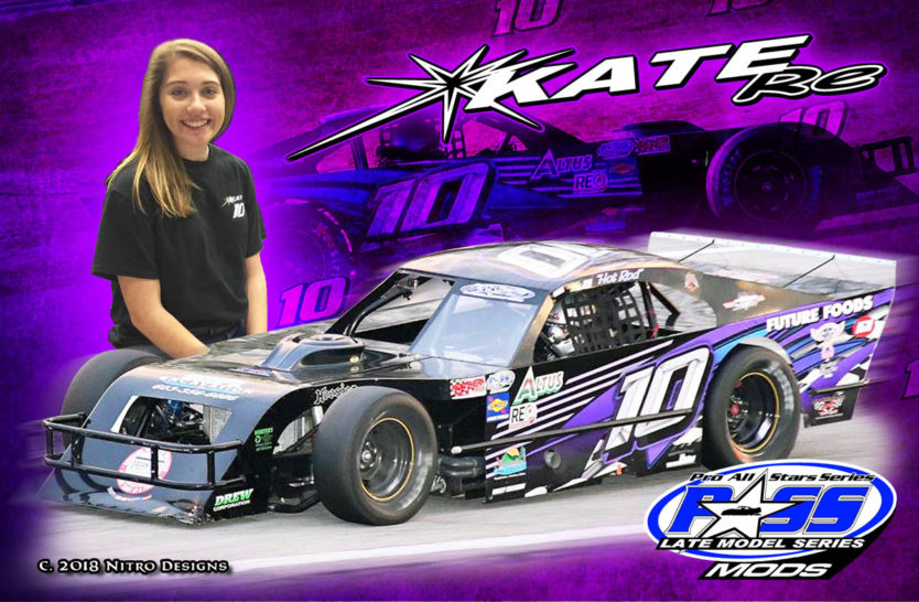 Kate Re PASS Modified Series Hero Cards